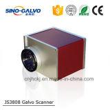 Galvo Scaner Js3808 voor de Gravure van de Laser