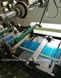 タッチ画面、LCDの付着力のペーパー、リワインドはく離ライナー、多層ラミネータ機械