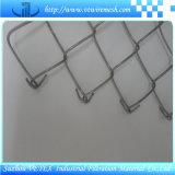 Engranzamento soldado galvanizado & PVC revestido da cerca