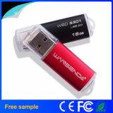 주문을 받아서 만들어진 로고에 의하여 인쇄되는 선전용 USB 기억 장치 지팡이
