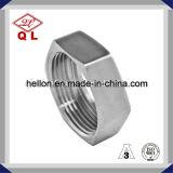 Unión del hexágono de la instalación de tuberías sanitaria del acero inoxidable