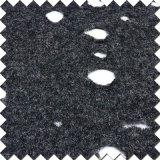 Tessuto di lana del poliestere 50%Wool di 50% per l'indumento delle donne