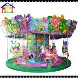 Ice Age Carousel Équipement de parc d'attraction Rondelle cheval