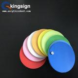 Cor de folha de espuma de PVC colorido de alta densidade