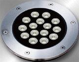 地面、IP67の地上ライトの下の高い発電LEDのLEDライト
