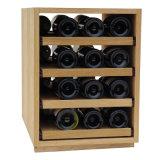 2016 pas de Klassieke Kelder van de Wijn van het Rek Houten met de Kelder van het Eiland aan