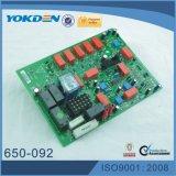 650-092 тепловозная доска PCB запасных частей генератора