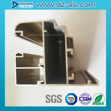 普及した最も売れ行きの良い北アフリカのアルミニウムアルミニウムプロフィールのWindowsのドア