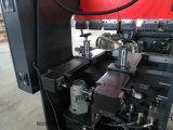 Tipo máquina de Underdriver de dobra do controlador de Nc9 para o funcionamento pequeno da placa de metal