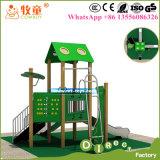 Нержавеющая сталь ягнится напольная станция игры, станция спортивной площадки детей напольная для общественного парка