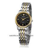 Просто wristwatch пар кварца вахты способа