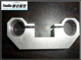 真鍮の銅またはアルミニウムまたはステンレス鋼材料が付いているCNCの機械化の部品