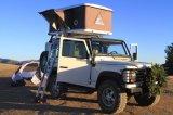 販売のための軽量の屋上のテント-熱い抵抗力がある堅いシェルのキャンプ車のテント-屋外の屋根の上のテント