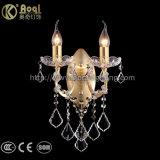 熱い販売の金属の金水晶シャンデリアライト
