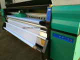 3200mm 10.5FT 4PCS Konica512 Machine d'impression grand format 1440dpi Sign Equipment for Flex Banner / Vinyl / Sticker Advertising Printing