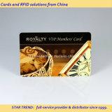 Cartão da listra magnética de Hico/2750OE com a cópia 5-Colors para o membro do VIP