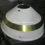 高いマンガンのMetso HP300の円錐形の粉砕機の部品