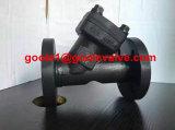 800lb/1500lb高圧Sw/NPTは造った鋼鉄Yのこし器(GAYG61H)を