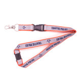 Prix ​​d'usine Imprimé Badge Holder Lanyard