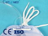 使い捨て可能な医学の尿の排水は1500mlを袋に入れる