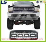 Gril pour le gril noir initial d'ABS de 99-04 Ford F250/F350