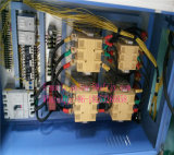 Moinho aberto do rolo Xk-660 dois para a linha de processamento de borracha e plástica