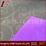 Tela 100% polar laminada de Softshell do velo do estiramento do poliéster 4-Way tela impermeável