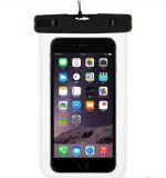 voor het Duiken van de Zak van iPhone7/7plus Universeel pvc OnderwaterGeval, Waterdichte Zak voor Mobiele Telefoon