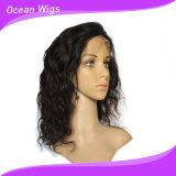 Parrucche piene del merletto dei capelli brasiliani superiori del Virgin