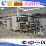 Purの熱い溶解ファブリック薄板になる機械