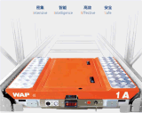 Челнок паллета изготовления Китая для холодильных установок