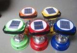 재충전 전지 전원과 긴급 사용법 태양 손전등