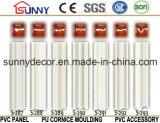 Moulure à finition en polyuréthane décorative à bas prix / Moulage à la corniche PU