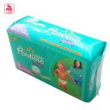 Pañales absorbentes estupendos saludables al por mayor del bebé de Hugglo