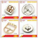 Garnitures de matériel de sac à main de qualité, clips D en métal et joints circulaires en alliage de zinc