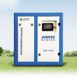 Compresor de aire de 5,5 kW con inyección de aceite del compresor se activa por correa