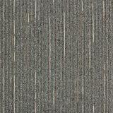 Azulejo plano de la alfombra del telar jacquar del bucle del hotel/casera del calibrador de la lluvia -1/10 de la alfombra de la oficina/con el forro del Eco-Betún