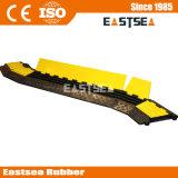 Helling van de Kabel van 3 Kanalen van de Veiligheid van de rijweg de Duurzame Rubber voor Verkoop