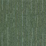 Regen 1/10 Tegel van het Tapijt van de Jacquard van de Lijn van het Tapijt van het Bureau/van het Hotel/van het Huis van de Maat Vlakke met eco-Bitumen Steun
