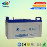 Oliter機能120ah 12Vの鉛酸蓄電池