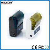Impressora térmica recibo portátil quente da etiqueta do bilhete da venda 58mm do mini WiFi Bluetooth Airprint. Mj5804ld