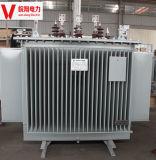 Transformateur d'alimentation électrique immergé dans l'huile de Transformer/S11-630kVA