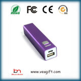 Banca portatile di potere 2600mAh caricatore mobile Li-ion