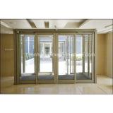 Дверь входа нутряной внешний коммерчески обеспеченностью нержавеющей стали стеклянная