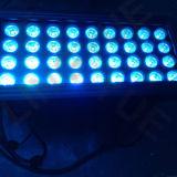 36X10W RGBW 4in1屋外LEDの壁の洗浄ライト