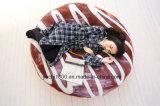 Grosser Größen-Mittagsrest-Krapfen-weiches Kissen für Geburtstag-Geschenk
