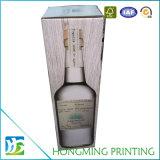 Kundenspezifischer Wellpappen-einzelner Wein-Glas-Kasten