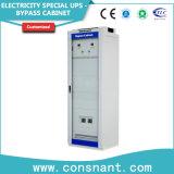 220VDC 10-100kVAのカスタマイズされた電気特別なUPS