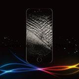Film en verre Tempered transparent d'accessoires de téléphone pour le protecteur du téléphone 6/6plus d'iPhone
