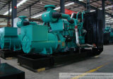 1MW Silent Generator 1000kVA 800kw Cummins Containerized Power Genset